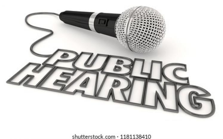 Tax Hearing